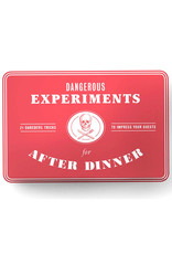 Dangerous Experiments After Dinner by Angus Hyland