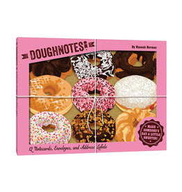 DoughNotes Stationery Notes