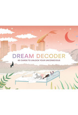 Dream Decoder 60 Cards to Unlock Your Unconsciousness by Theresa Cheung