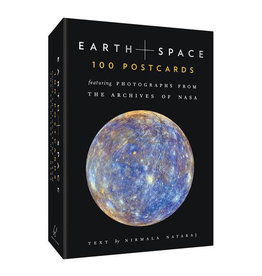 Earth + Space 100 postcards