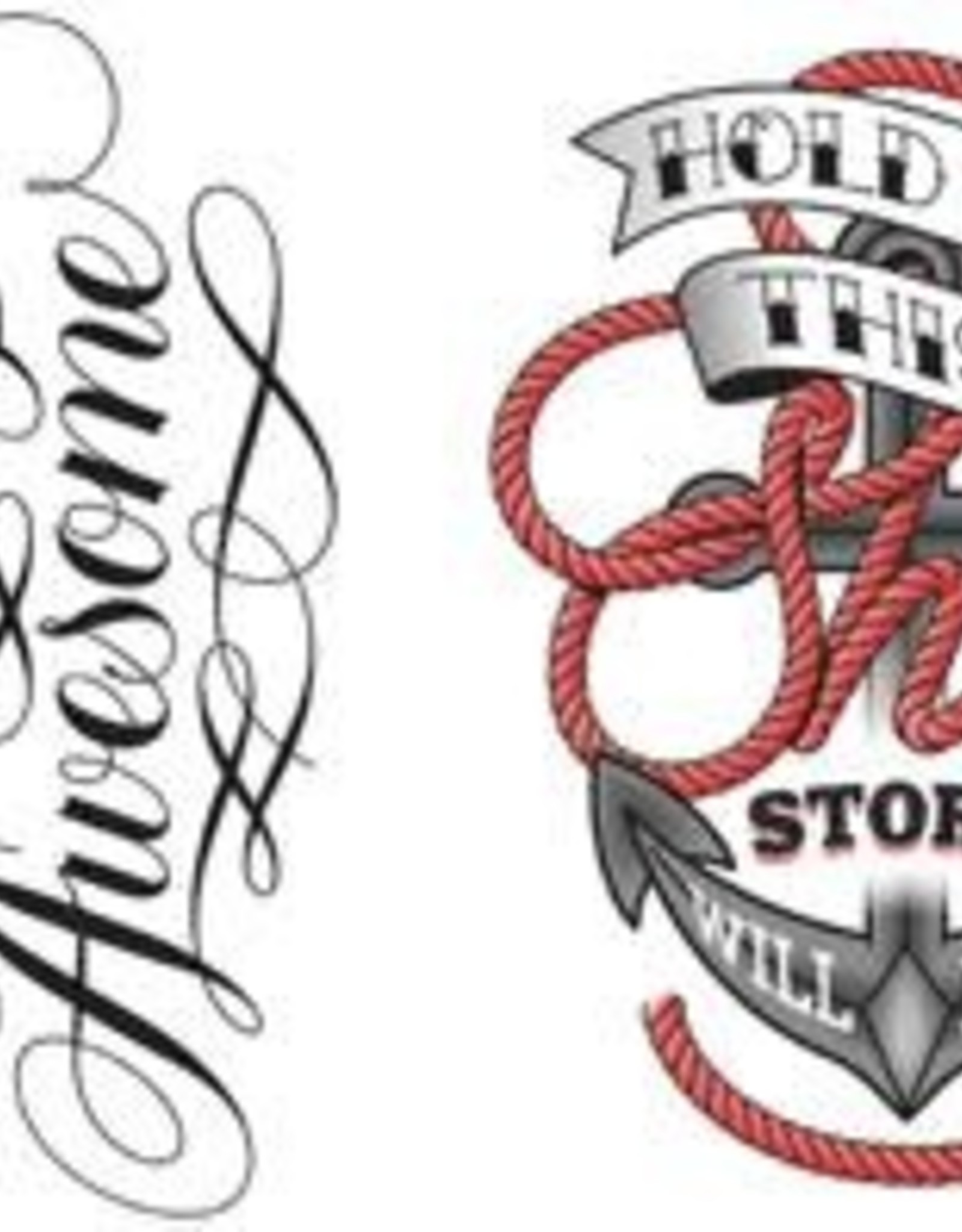 F*cking Awesome Temporary Tattoos