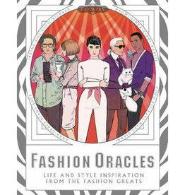 Fashion Oracles Deck by Camilla Morton