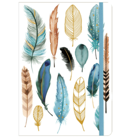Foil Feathers Journal