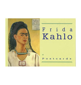 Frida Kahlo Postcard set