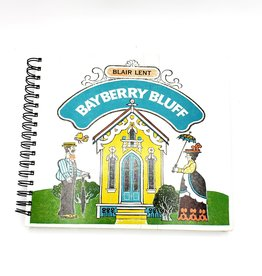Bayberry Bluff - Recycled Book Journal