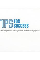 """Google Search Results'' Graduation Greeting Card - Sapling Press"
