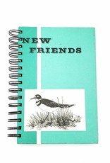 Attic Journals New Friends - Recycled Book Journal