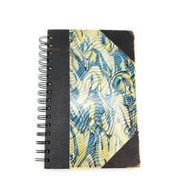 Attic Journals Marbleized - Recycled Book Journal
