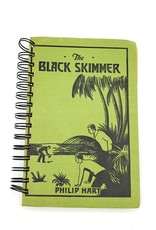 Attic Journals The Black Skimmer - Recycled Book Journal