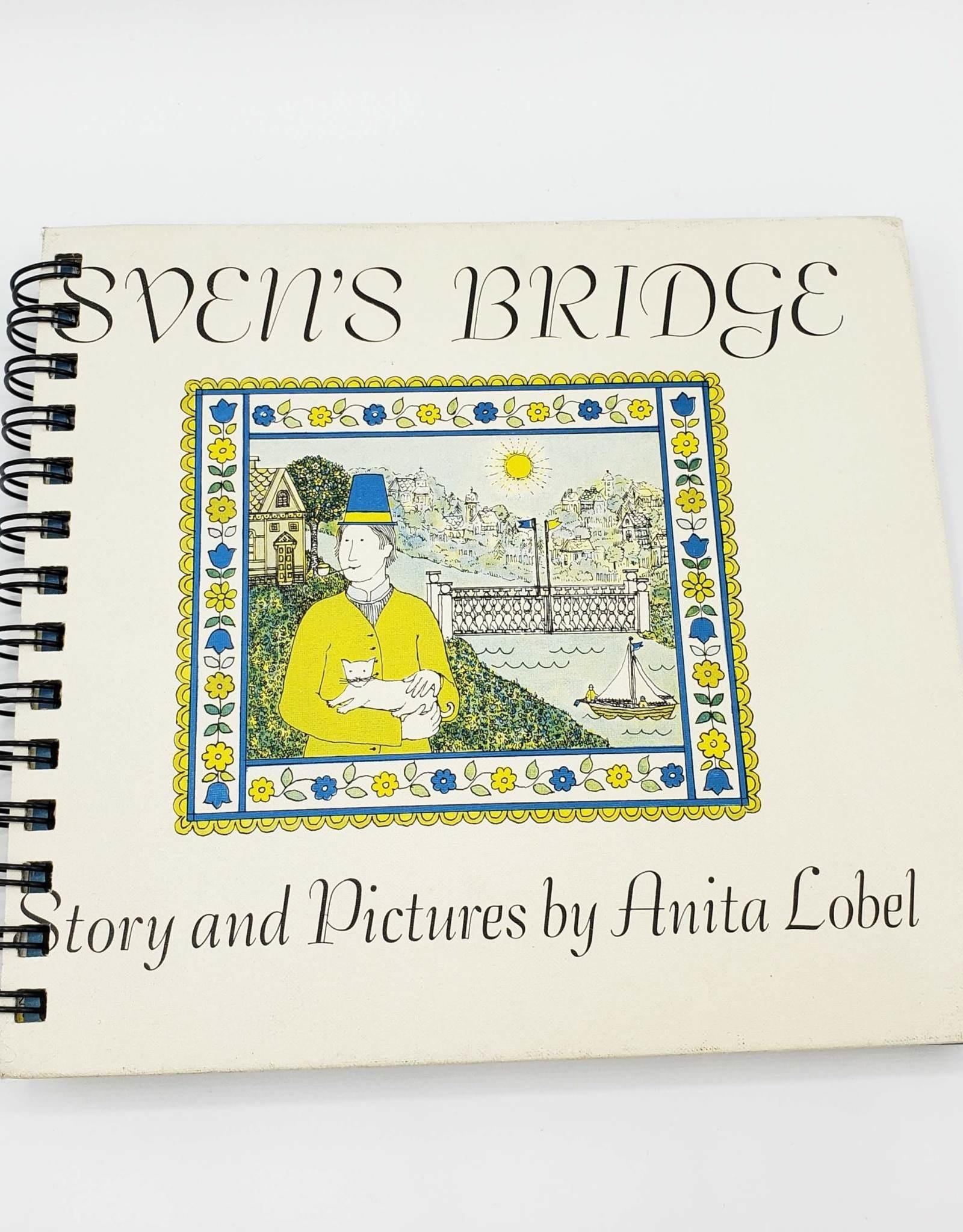 Attic Journals Sven's Bridge - Recycled Book Journal