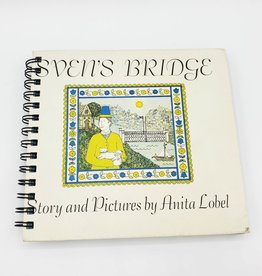 Sven's Bridge - Recycled Book Journal