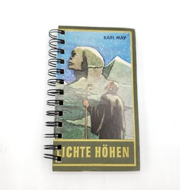 Attic Journals Lichte Hohen - Recycled Book Journal