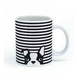 Seltzer Boston Terrier Mug by Seltzer