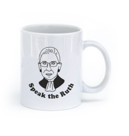 Seltzer Speak the Ruth Mug by Seltzer