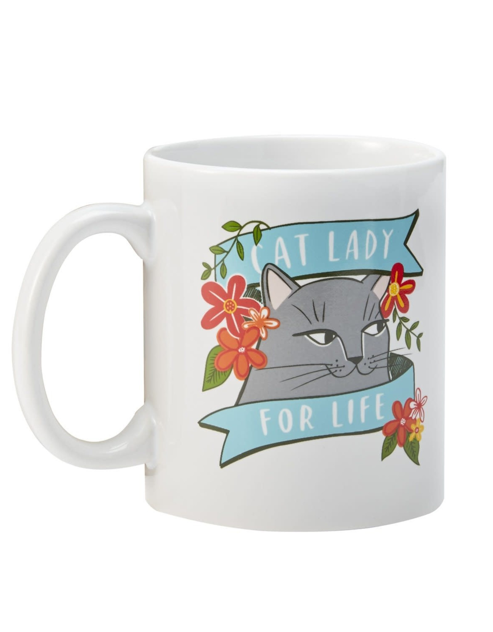 "Emily McDowell ""Cat Lady"" Mug by Emily McDowell"
