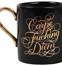 Mug Carpe F*cking Diem
