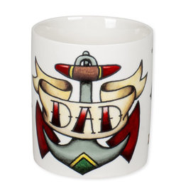 Tattoo Dad Mug