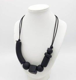 Rachael Perisho Black Landscape Necklace - Rachael Perisho
