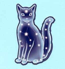 Celestial Cat Sticker - Bee's Knees Industries