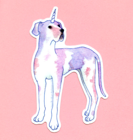 Bee's Knees Industries Dogicorn Sticker - Bee's Knees Industries