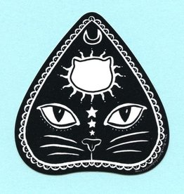 Bee's Knees Industries Planchette Cat Sticker - Bee's Knees Industries