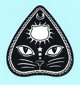 Planchette Cat Sticker - Bee's Knees Industries