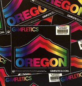 Mt Hood Oregon Sticker Decal