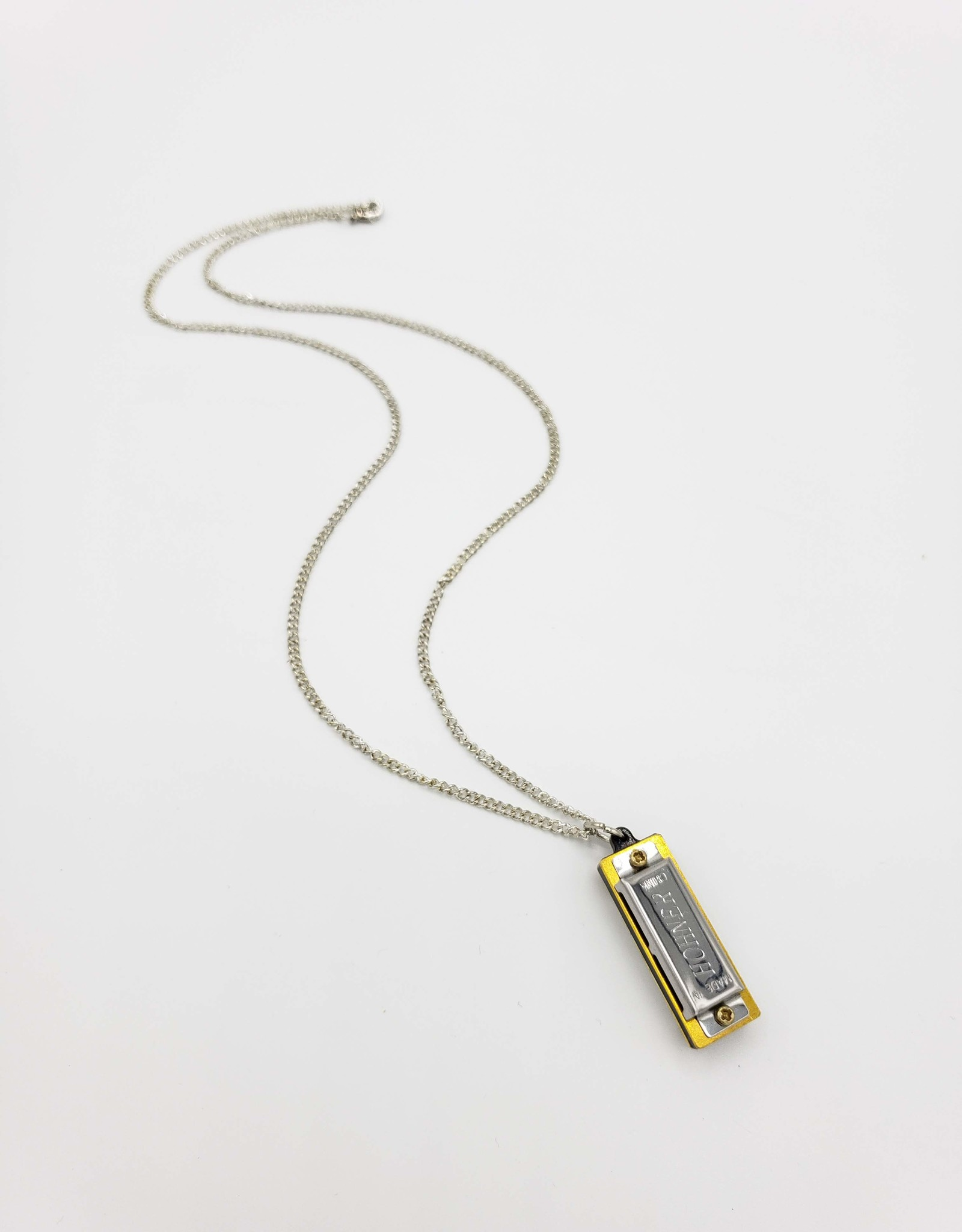 Redux Harmonica Necklace