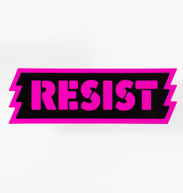 Resist Sticker - Notes to Self