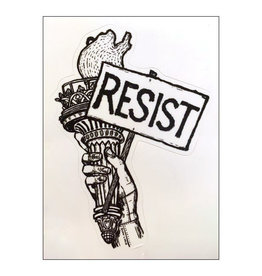 Resist Sticker -Slow Loris