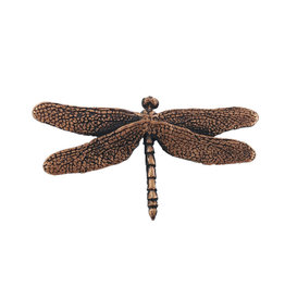 Copper Premium Dragon Fly Pin/Brooch