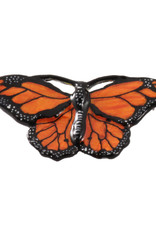 Hand Painted Monarch Butterfly Pin/Brooch