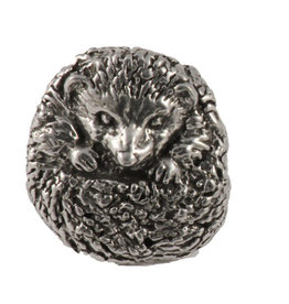 Pewter Hedgehog Pin/Brooch
