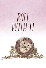 Have a Little Pun: Aww Nuts / Roll with It Journal by Frida Clements