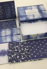 Indigo Greeting Assortment Boxed Notecards