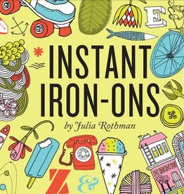 Instant Iron Ons by Julia Rothman