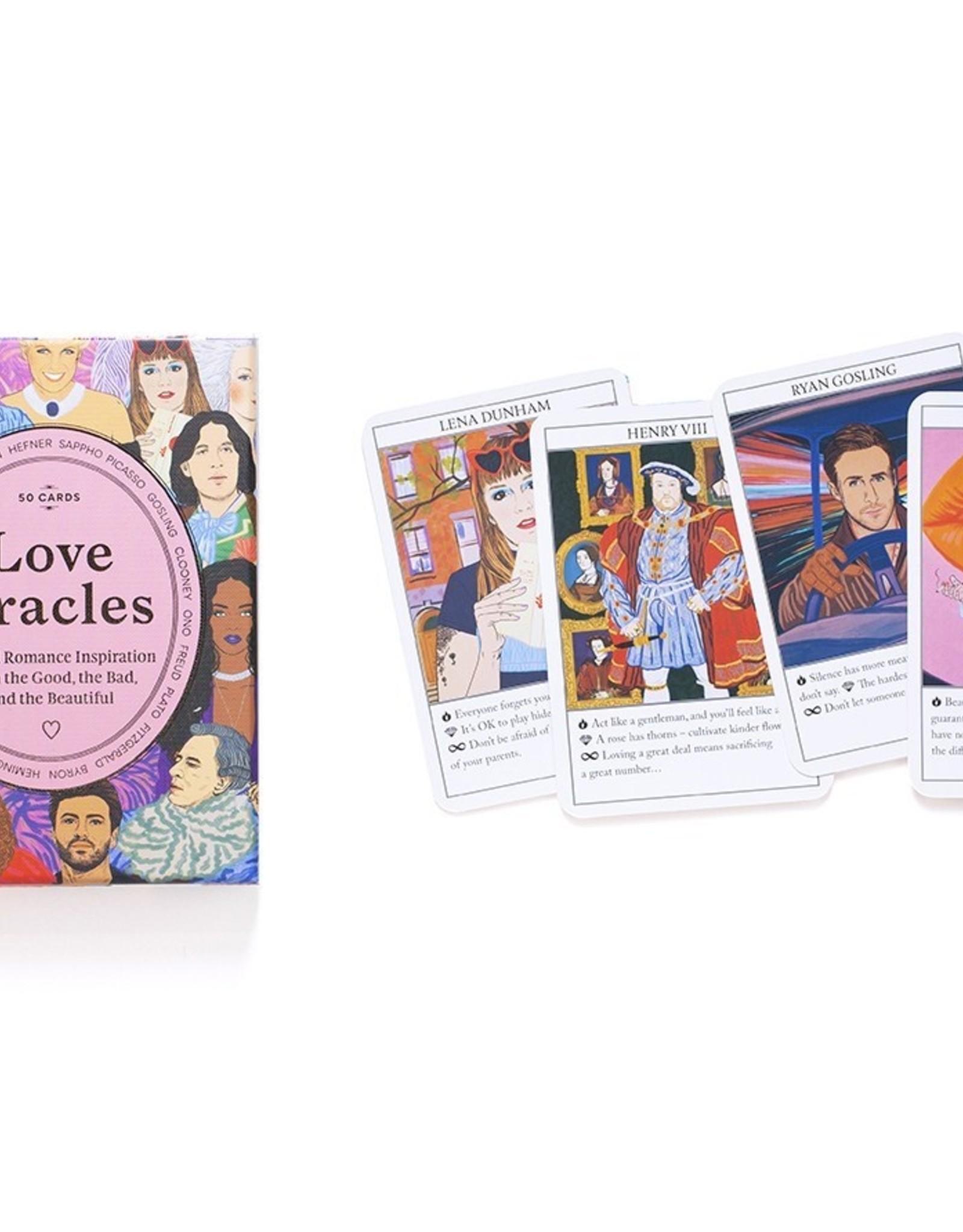 Love Oracles Deck by Anna Higgie