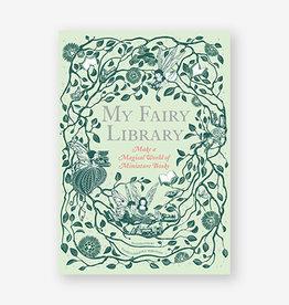 My Fairy Library by Daniela Jaglenka Terrazzinni