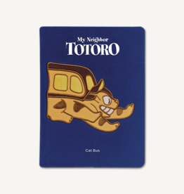 My Neighbor Totoro: Cat Bus Plush Journal by Studio Ghibli