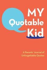 My Quotable Kid Journal