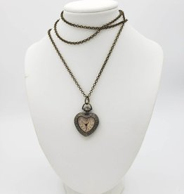 IGNY Mini Heart Pendant Watch