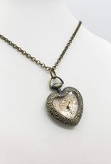 IGNY Mini Heart Pendant Watch