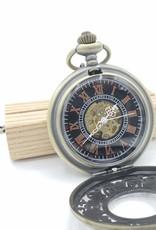 IGNY Victorian Mechanical Pocket Watch