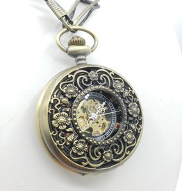 IGNY Victorian Mechanical Pocket Watch