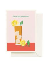 Seltzer Sweet Tea Love Greeting Card - Seltzer