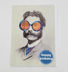 Happy Birthday Claude - Greeting Card - Calypso