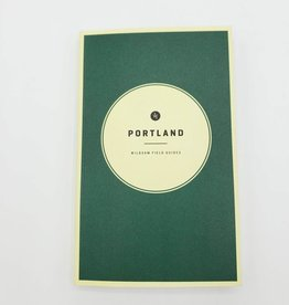 WildSam Portland Field Guide