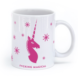 Seltzer Fucking Magical Unicorn Mug by Seltzer