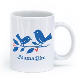 Seltzer Mama Bird Mug by Seltzer