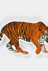 Tiger Sticker - Berkley Illustration